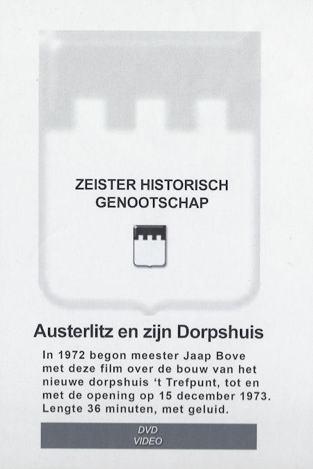DVD 3 Austerlitz en zijn dorpshuis