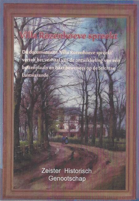 DVD 15 Villa Rozenhoeve spreekt